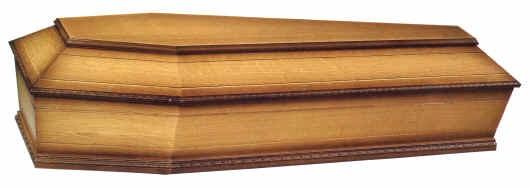 cercueil bois